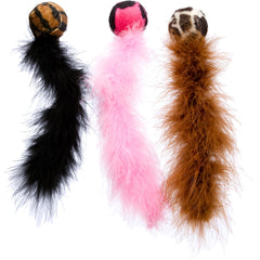 Kong Cat Toy Active Wild Tails