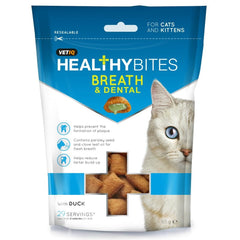 Healthy Bites Breath & Dental Cats & Kittens