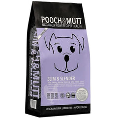 Pooch & Mutt Slim & Slender Dog Food