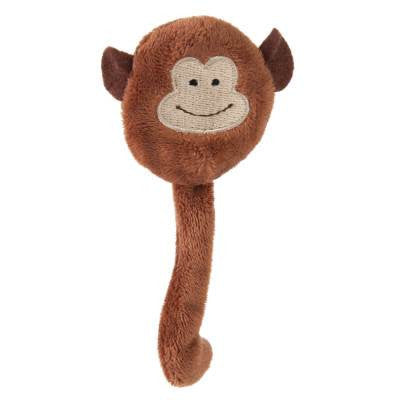 JW Pet Cataction Monkey Catnip Cat Toy