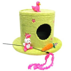 Zolux Springfield Magic Hat Cat Tree
