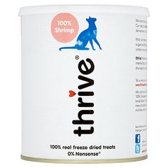 Thrive® 100% Shrimp Cat Treats