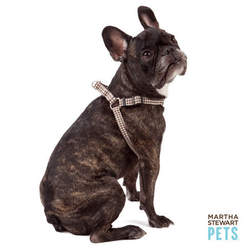 Martha Stewart Pets™ Houndstooth Harness