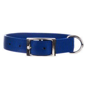 Grreat Choice® Double Nylon Buckle Collar XL