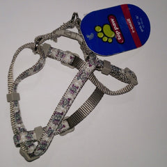 Top Paw Crown Dog Skull Step-In Harness XS