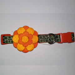 Martha Stewart Pets™ Safari Flower Collar