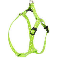 Top Paw Reflective Step-In Harness XS Pink