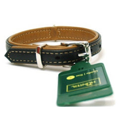 Hunter Elk Leather Collar Canadian Elk