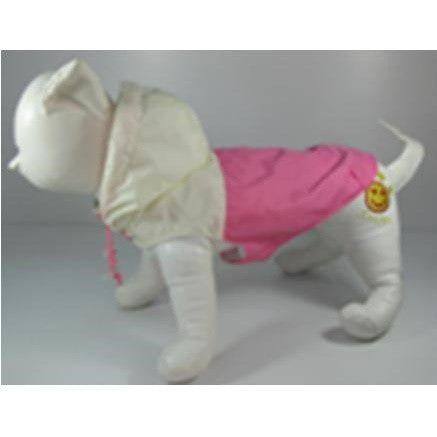 Pink Waterproof Wind Resistant Light Jacket