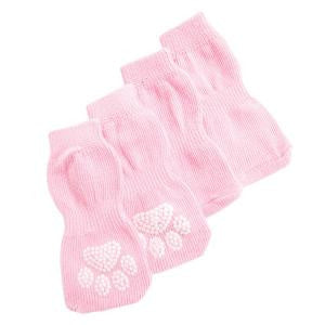 Grreat Choice Baby Pink Socks Large