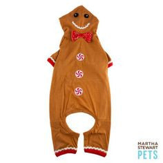 Martha Stewart Pets Gingerbread Costume XS