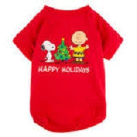 Peanuts Snoopy & Charlie Brown T-Shirt XS