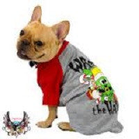 Bret Michaels Pets Holiday Wreck T-Shirt