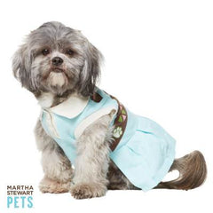 Martha Stewart Pets Camp Scout Dress XS