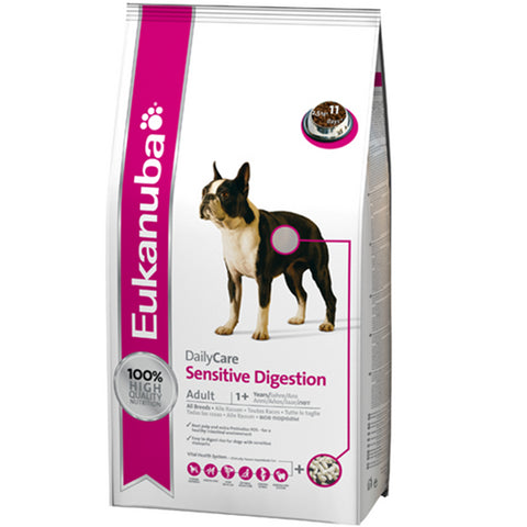 Eukanuba Adult Sensitive Digestion Formula