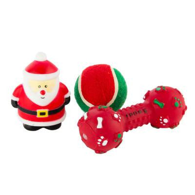 Grreat Choice Santa Toy Pack (3 toys)