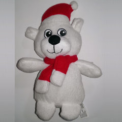 Grreat Choice Squeaky Bear Plush Dog Toy