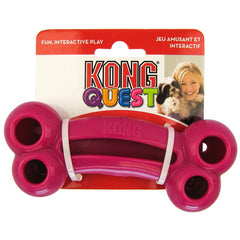 KONG Quest Bone Treat Dispensing Dog Toy Large