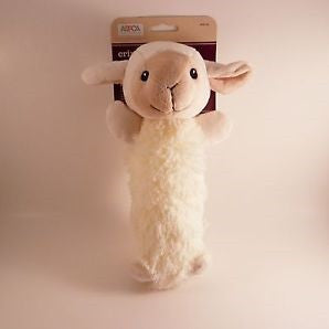 ASPCA Crinkle Bottle Soft Lamb Plush