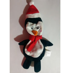 Grreat Choice No-Fill Squeaky Penguin Plush