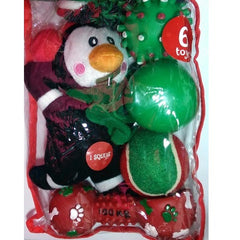 Grreat Choice Penguin Plush Toy Pack (6 Toys)