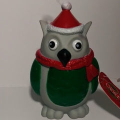 Grreat Choice Squeaky Vinyl Owl