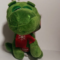 Grreat Choice Squeaky Gator Plush