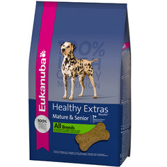 Eukanuba Healthy Extras Senior Biscuits 200g