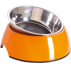 Hunter Melamine Bowl Sunny Orange