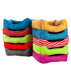 Grreat Choice Cuddler Pet Bed Assorted Colors