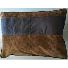 Kong At Home Soft Comfy Bed Brown