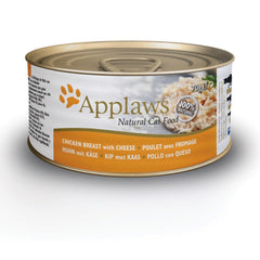 Applaws Cat Chicken Breast with Cheese 156g
