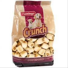 Flamingo Crunch Mini Crookies Dog Biscuits