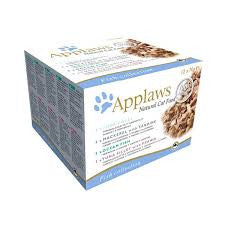 Applaws Cat Fish Multipack Tins 12x70g