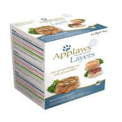 Applaws Cat Layers Mixed Multipack 6 x 70g