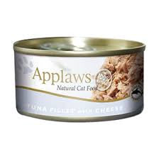 Applaws Cat Tuna & Cheese 156g