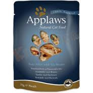 Applaws Cat Tuna & Seabream Pouch 70g