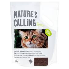 Nature's Calling Clumping Cat Litter