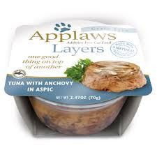Applaws Cat Tuna & Anchovy in Jelly 70g