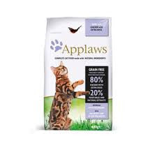Applaws Chicken & Duck Adult Cat Dry Food