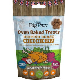 Little BigPaw Oven Baked Chicken Treats