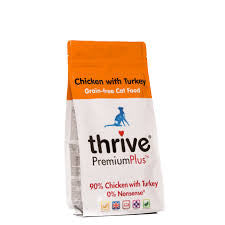 Thrive PremiumPlus Dry Food Chicken & Turkey
