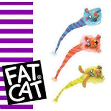 Fat Cat Tail Chaser Catnip Cat Toy