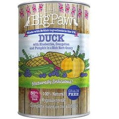 Little BigPaw Dog Wet Food Duck