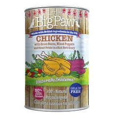 Little BigPaw Dog Wet Food Chicken