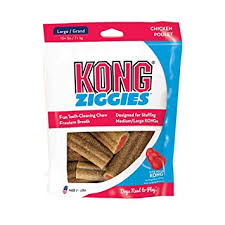 Kong Stuff'N Ziggies Chicken Dog Treat