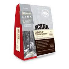 Acana Dog Adult Small Breed Dry Food