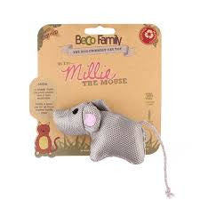 Beco Pets Catnip Millie The Mouse