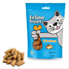Feline Happy Crunchy & Creamy Bites - Chicken
