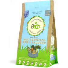Beco Pets Cod & Haddock Dry Dog Food